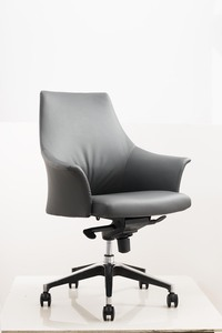 Leather chair 803B